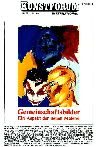 Kunstforum Bd. 67