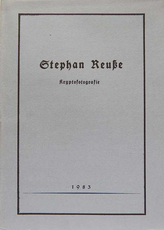 Stephan Reusse – Kryptographie