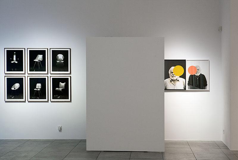 """Kleines Miteinander, Füreinander oder eben Garnichts"""", Galerie Konzett Wien 2018"""