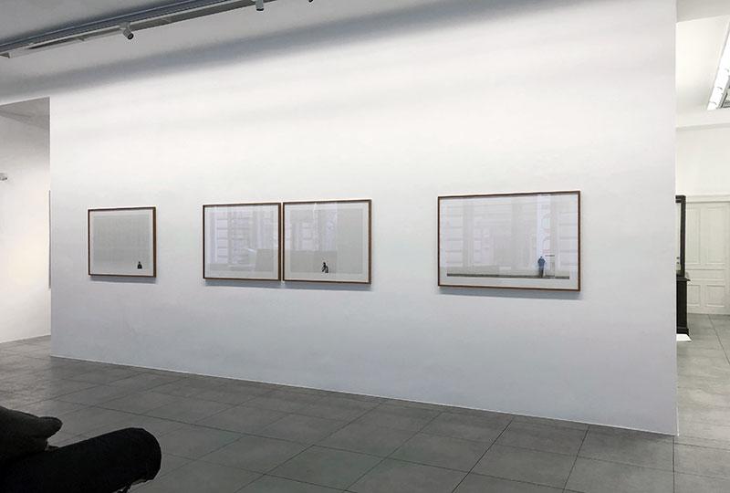 Ausstellung Galerie Konzett Wien 2018