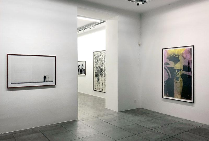 Collaborations, Galerie Konzett Vienna